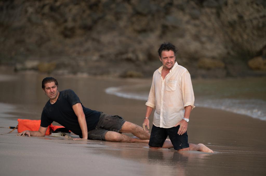 The Great Escapists, anticipazioni sulla nuova serie Amazon con Richard Hammond e Tory Belleci zerkalo spettacolo