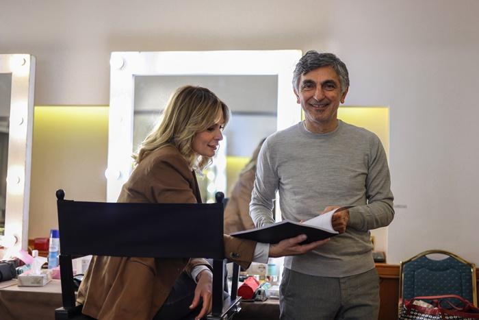 Con tutto il cuore, anticipazioni del nuovo film di Salemme con Autieri e Donadio zerkalo spettacolo