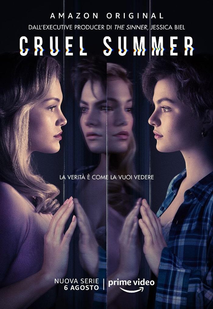 Cruel Summer, anticipazioni sulla nuova serie thriller di Amazon Prime Video zerkalo spettacolo
