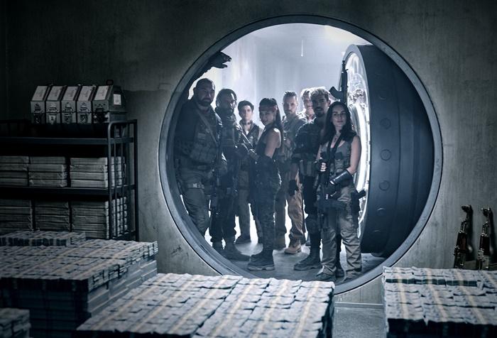 ARMY OF THE DEAD, le prime immagini del film di Zack Snyder targato Netflix zerkalo spettacolo