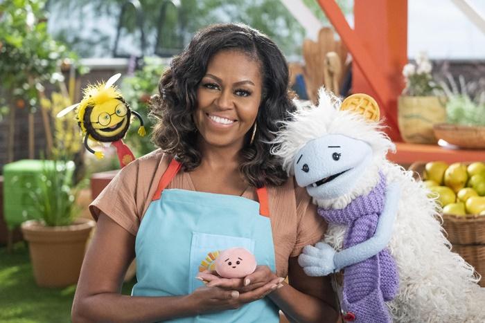 WAFFLES + MOCHI, su Netflix la serie originale prescolare con Michelle Obama anticipazioni zerkalo spettacolo