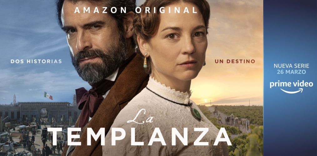 La Templanza, le prime immagini del drama romantico spagnolo di Amazon Prime Video zerkalo spettacolo