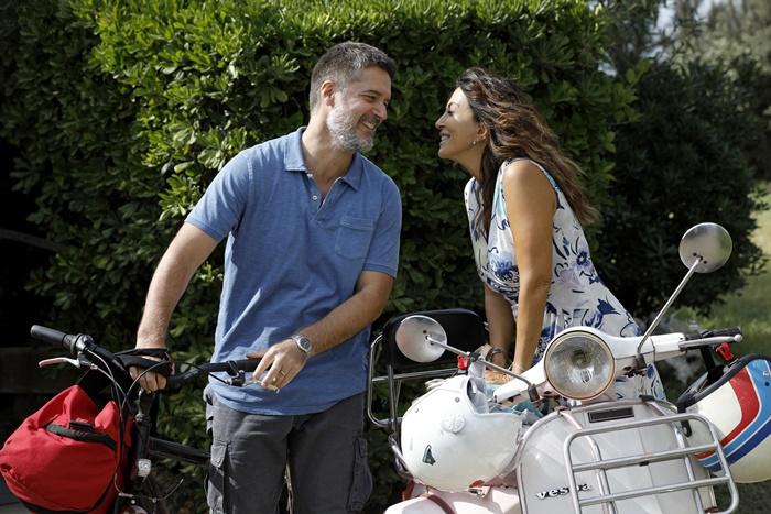 Svegliati amore mio, tutto sulla nuova serie di Canale 5 con Ferilli e Bassi