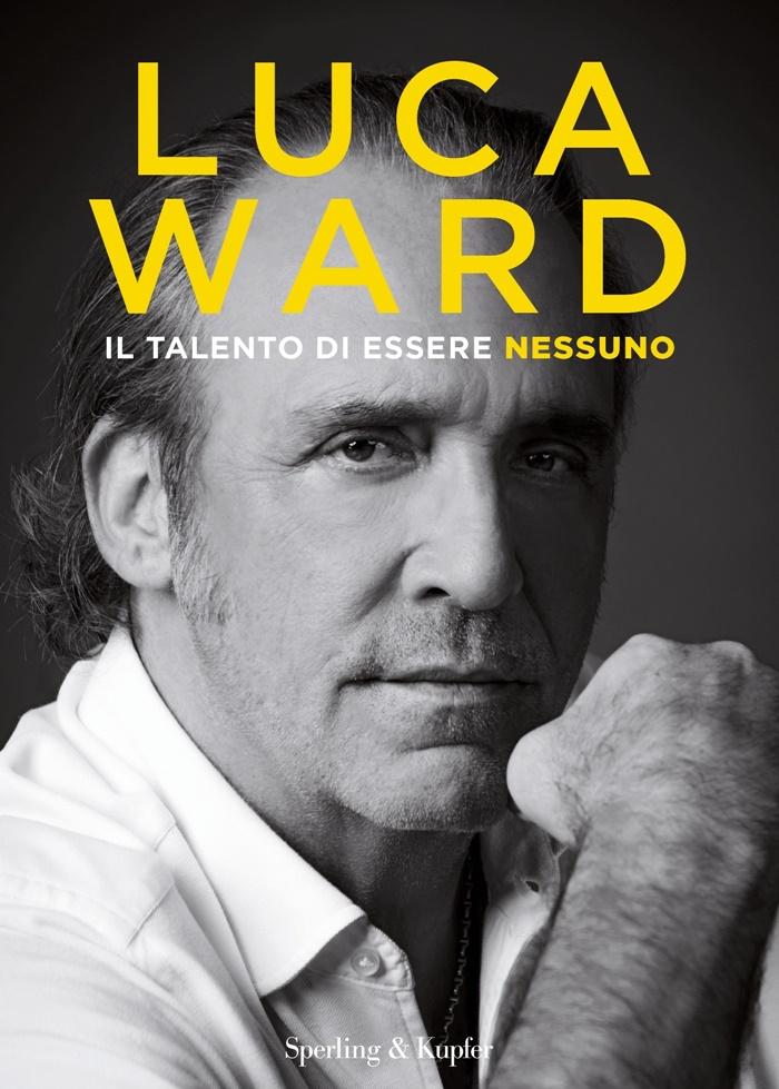 """Luca Ward in libreria con la sua autobiografia: """"Sto già lavorando al mio secondo libro"""" zerkalo spettacolo"""