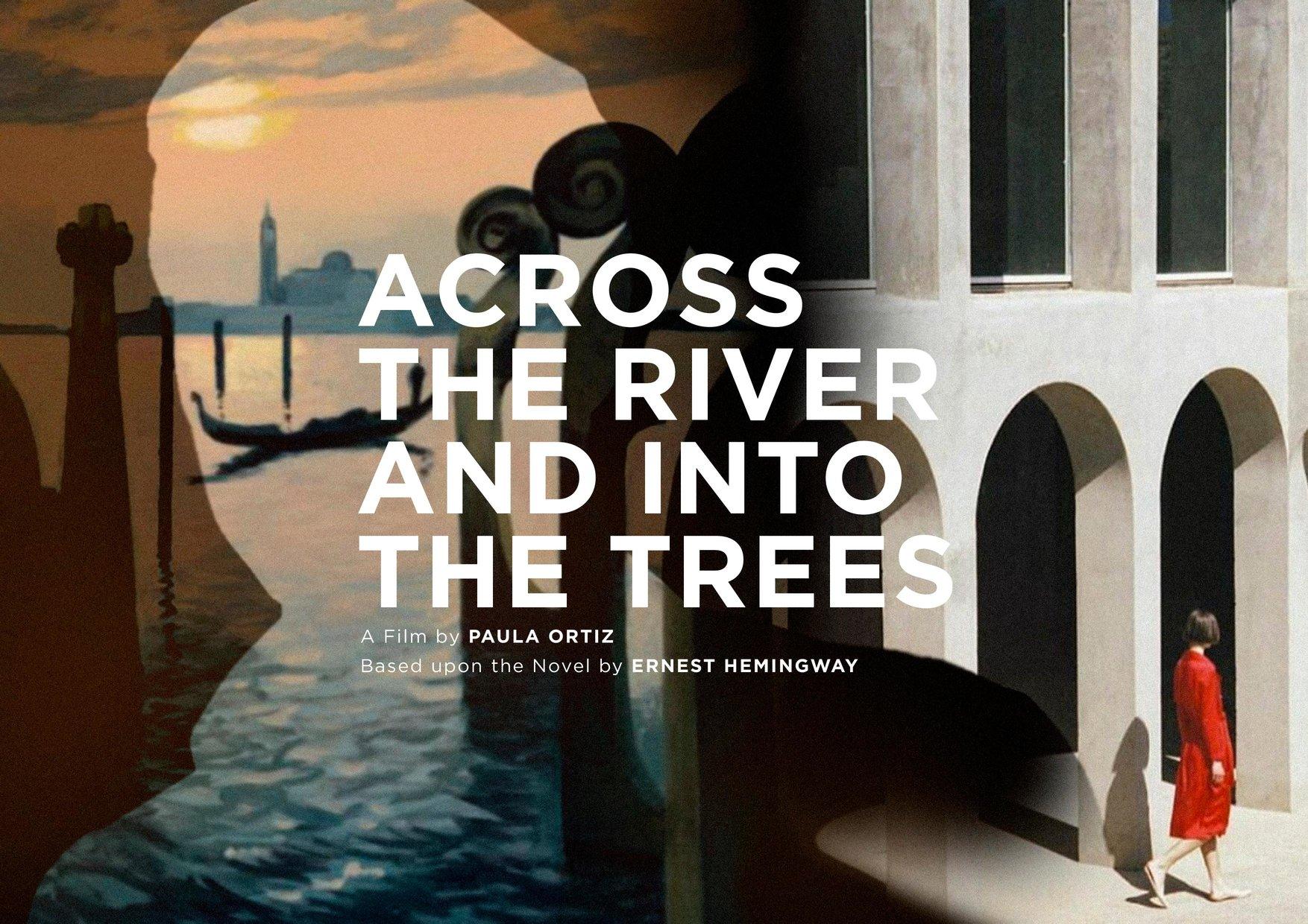 ACROSS THE RIVER AND INTO THE TREES, fine riprese per il film con LievSchreiber eMatilda De Angelis zerkalo spettacolo
