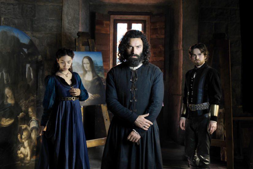 Leonardo, il cast racconta la serie Rai sulla vita e le opere del genio toscano zerkalo spettacolo