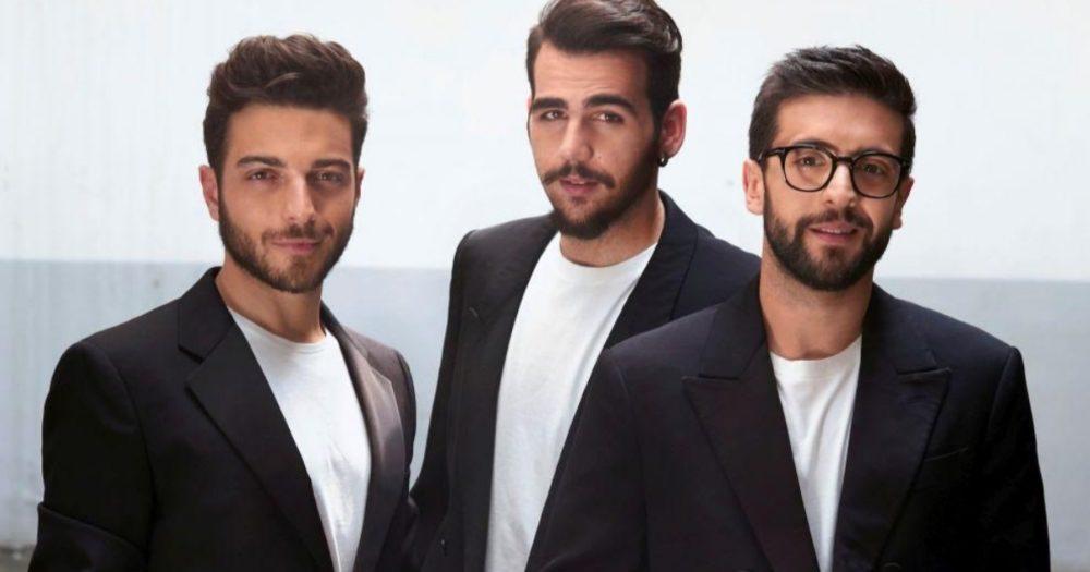 Ignazio Barone de il volo scrive Makari lanuova serie tv di Rai 1 zerkalo spettacolo