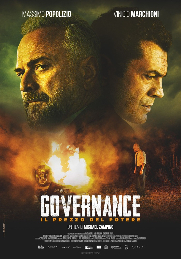 Governance, Popolizio contro Marchioni in un thriller shakesperiano e attualissimo zerkalo spettacolo