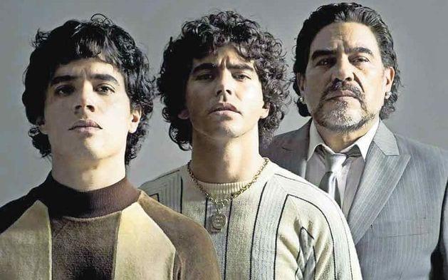 Maradona - Sogno Benedetto, le prime immagini della serie Amazon Original zerkalo spettacolo