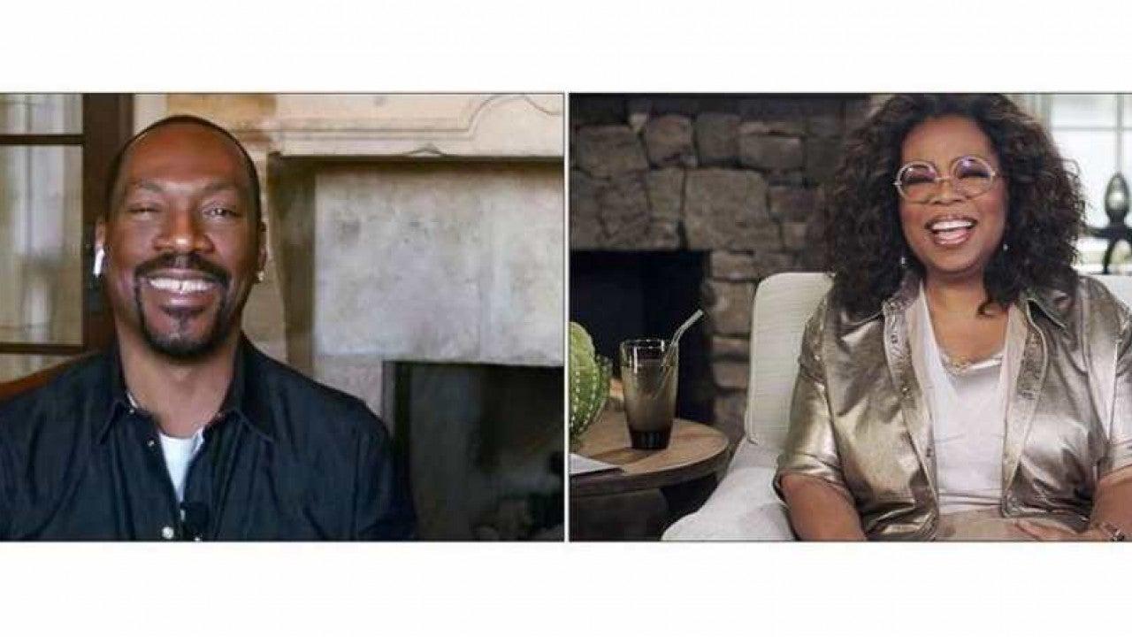 Apple TV +, Eddie Murphy ospite a The Oprah Conversation zerkalo spettacolo