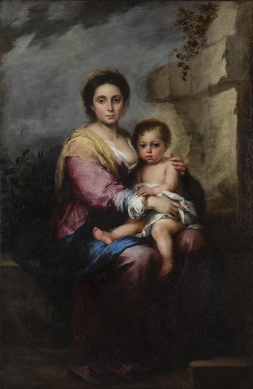 Palazzo Barberini, la Madonna del latte di Murillo esposto per la prima volta dopo il restauro zerkalo spettacolo