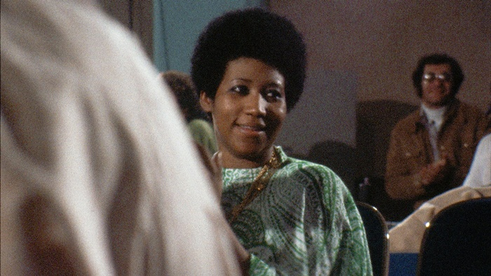 Amazing Grace, al cinema il documentario sulla registrazione dell'omonimo album di Aretha Franklin zerkalo spettacolo