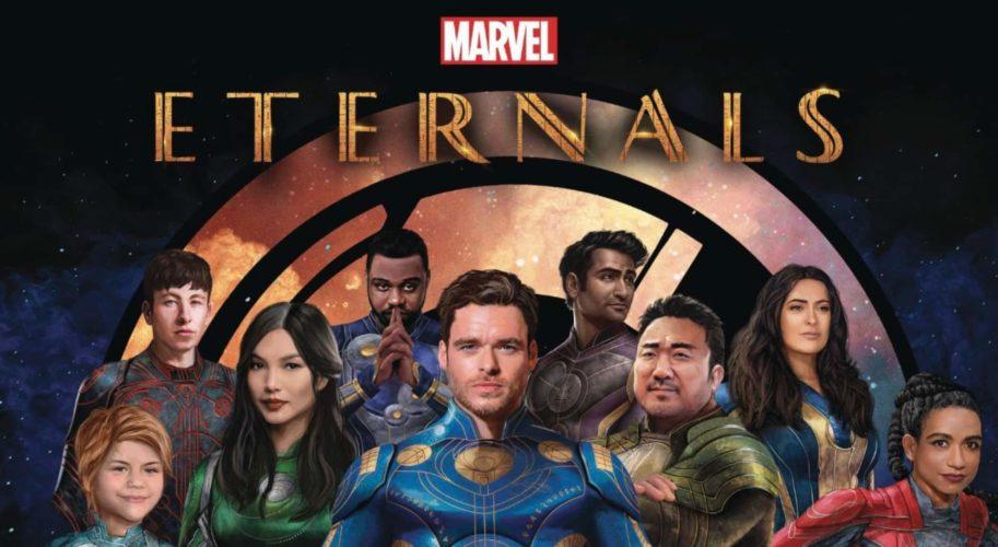 Eternals, prime immagini e anticipazioni del nuovo film targato Marvel Studios zerkalo spettacolo