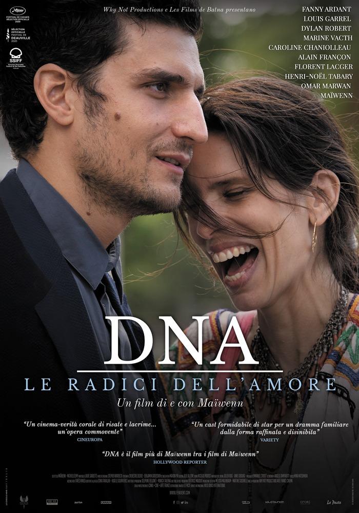 DNA – LE RADICI DELL'AMORE, su Sky il film di Maïwenn conFanny Ardant e Louis Garrel zerkalo spettacolo