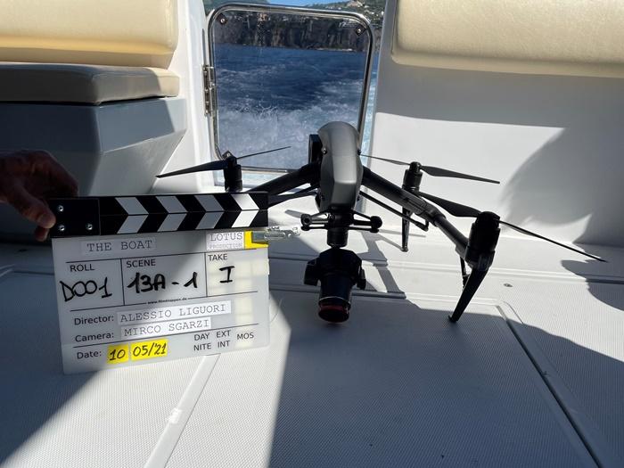 The Boat, inizio riprese per il thriller con Marco Bocci girato in Costiera Amalfitana zerkalo spettacolo