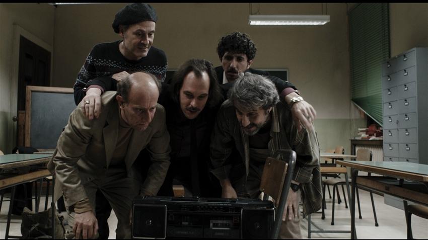 Comedians, il nuovo film di Gabriele Salvatores al cinema dal 10 giugno zerkalo spettacolo