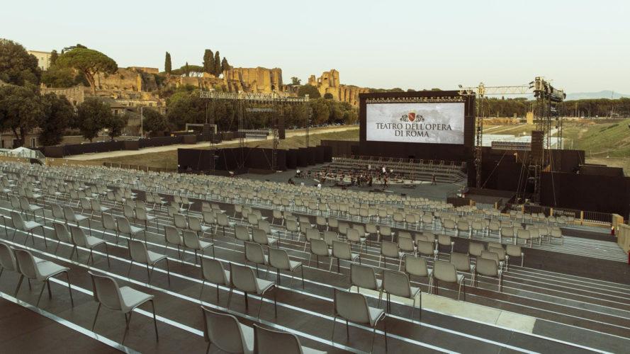 L'Opera al Circo Massimo, tutti gli spettacoli della stagione estiva 2021 zerkalo spettacolo
