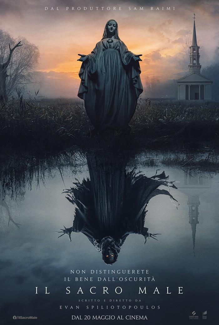 Il Sacro Male, il nuovo horror prodotto da Sam Raimi al cinema dal 20 maggio zerkalo spettacolo