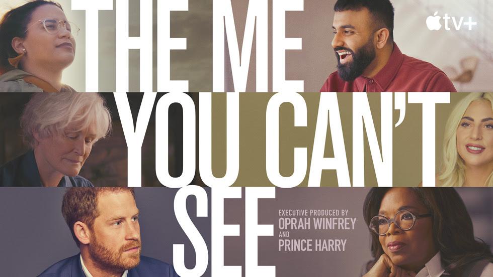 The Me You Can't See, tutto sulla serie di documentari di Oprah Winfrey e Principe Harry zerkalo spettacolo
