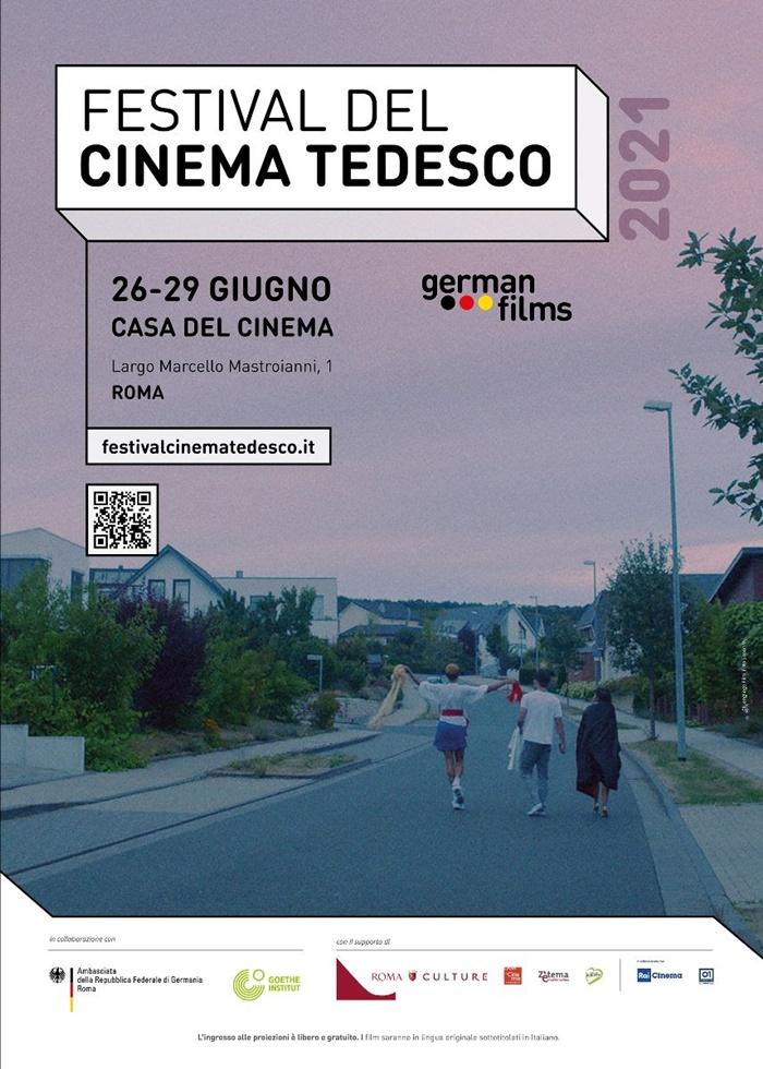 Festival del Cinema Tedesco, il programma completo zerkalo spettacolo