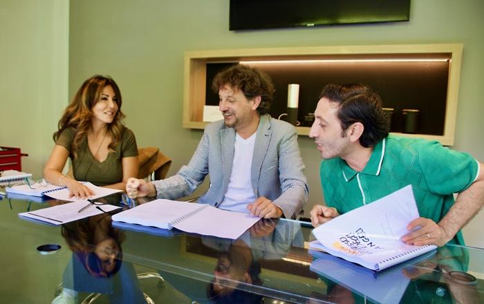 IL SESSO DEGLI ANGELI, tutto sul nuovo film di Leonardo Pieraccionicon Sabrina Ferilli e Marcello Fonte zerkalo spettacolo