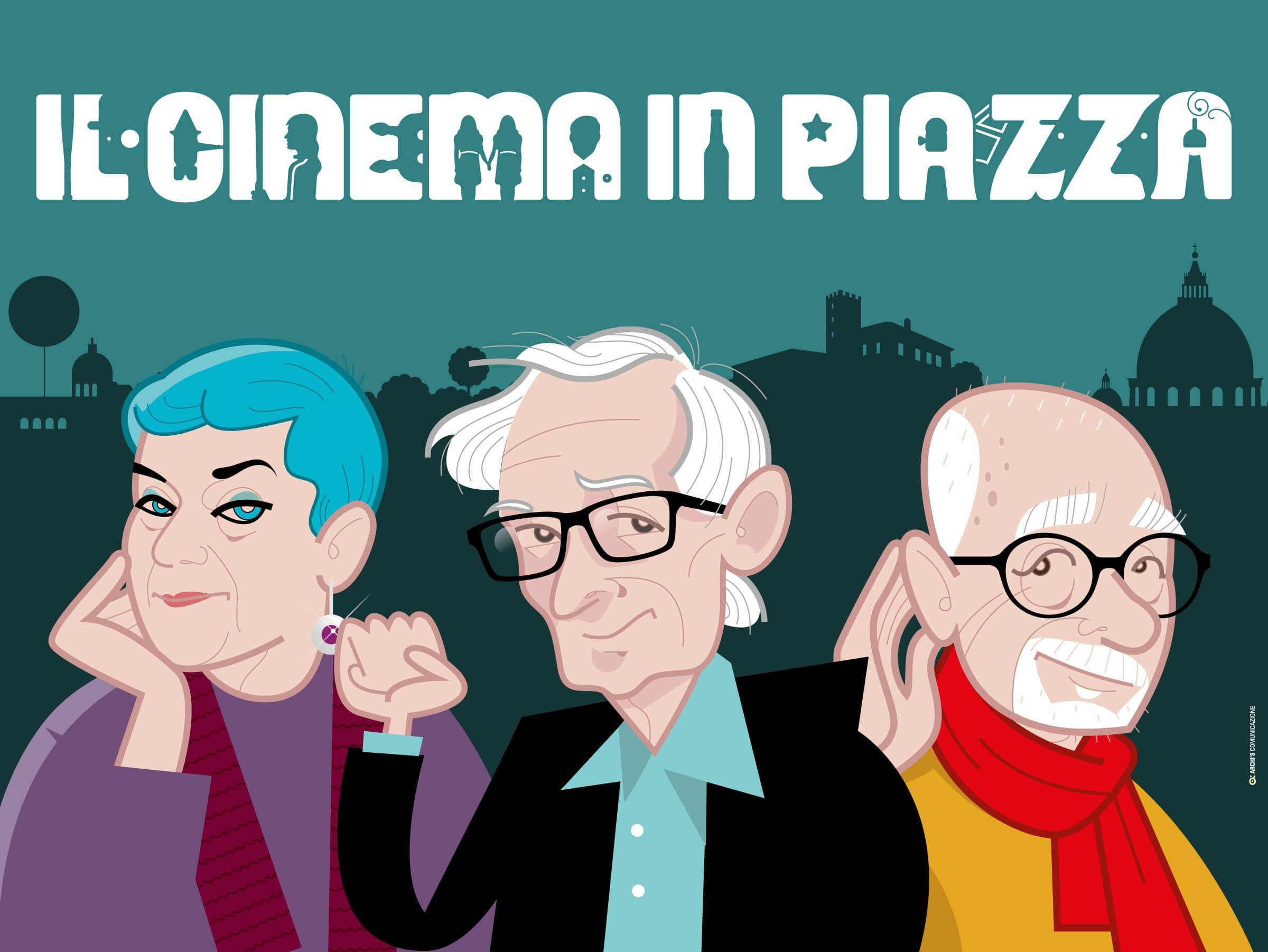 Il Cinema in Piazza, tutti gli ospiti e le novità dell'edizione 2021 zerkalo spettacolo