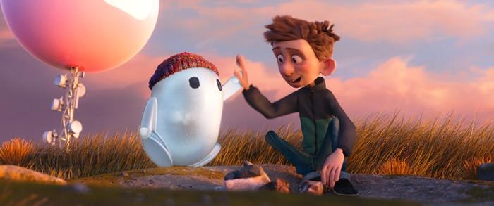 RON – UN AMICO FUORI PROGRAMMA, le prime immagini del film animato con la voce di Lillo zerkalo spettacolo