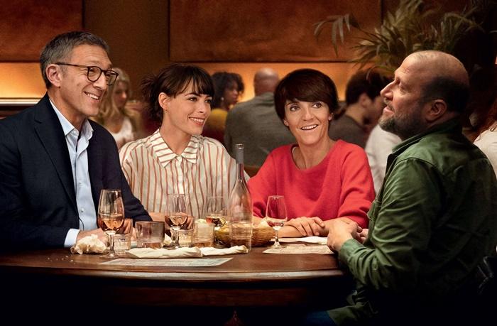 La felicità degli altri, al cinema la commedia corale con Vincent Cassel eBérénice Bejo zerkalo spettacolo