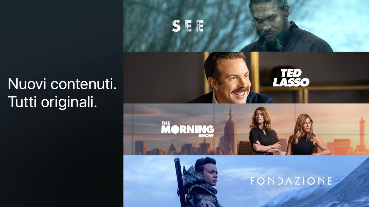 Apple TV+, ecco i film e le nuove serie originali in uscita nel 2021 zerkalo spettacolo