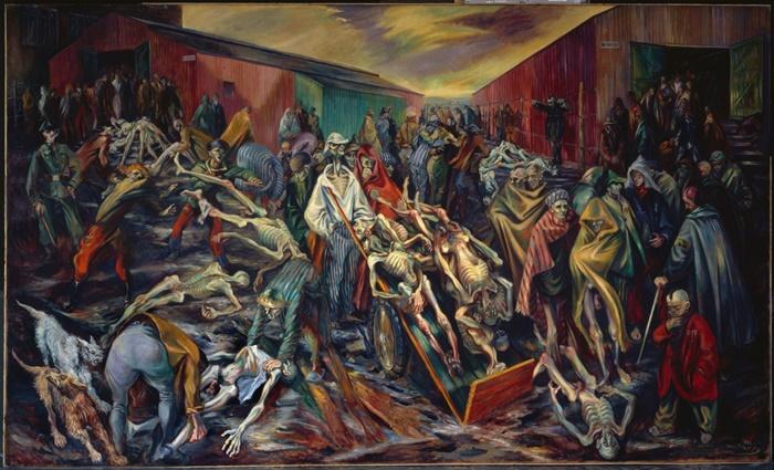 Inferno, Scuderie del Quirinale mostra zerkalo spettacolo