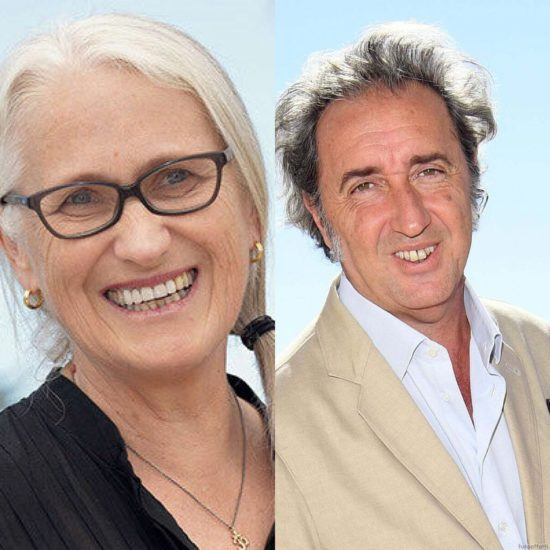 paolo sorrentino e jane champion presentano il loro film al festival di venezia 78 zerkalo spettacolo
