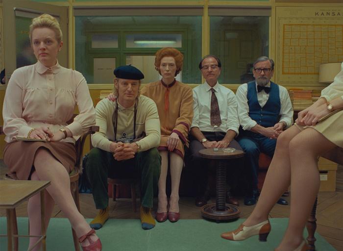 The French Dispatch,anticipazioni del nuovo film di Wes Anderson in concorso a Cannes zerkalo spettacolo
