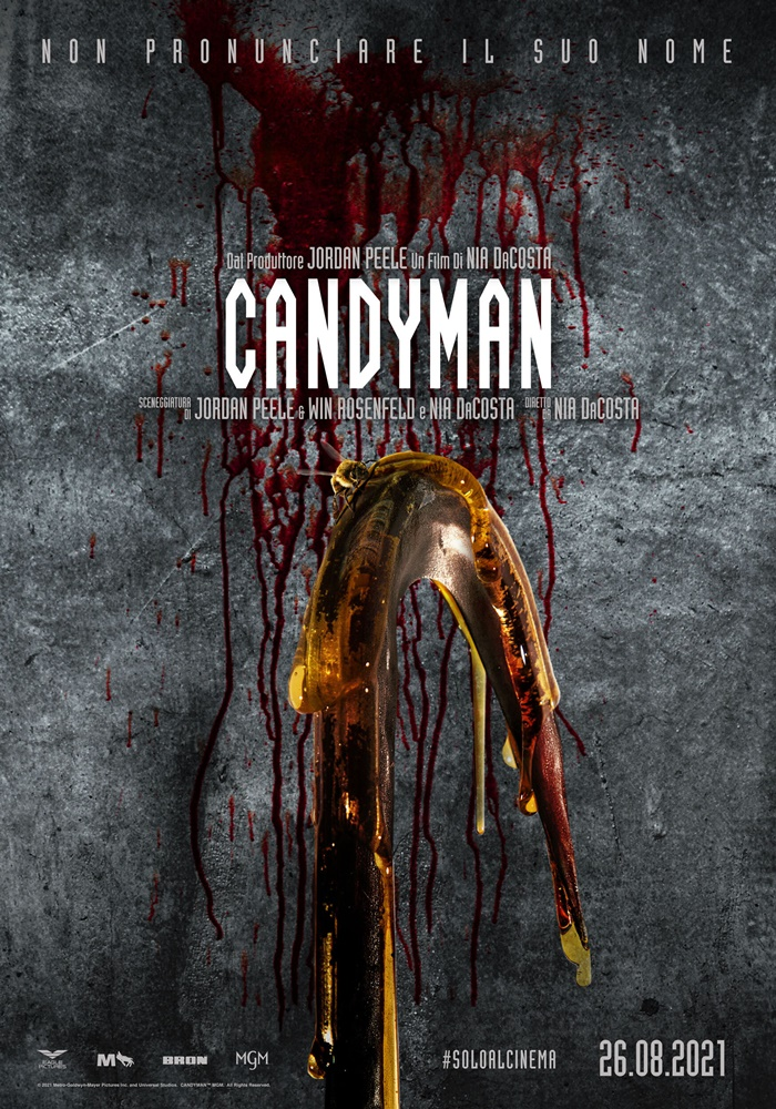 Candyman, anticipazioni sul sequel del cult horror scritto e prodotto da Jordan Peele zerkalo spettacolo