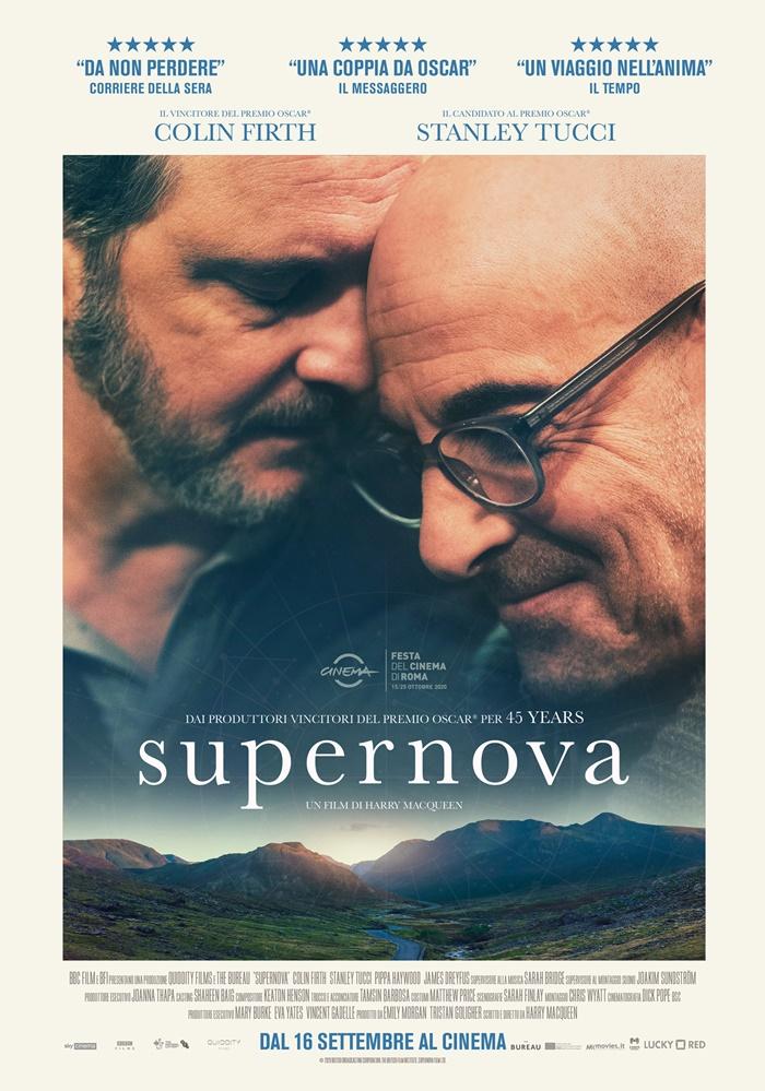 Supernova, a settembre al cinema il film con Colin Firth e Stanley Tucci zerkalo spettacolo