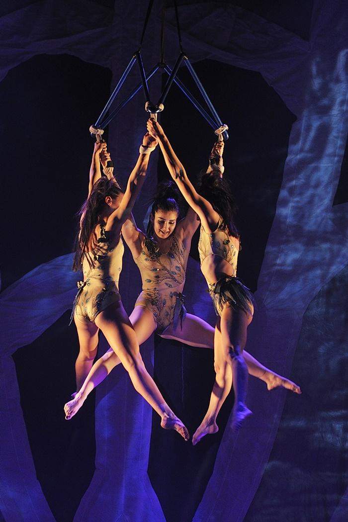 DUUM, al Teatro Olimpico il successo europeo dei Sonics completamente rinnovato zerkalo spettacolo