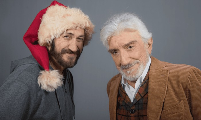 Io Sono Babbo Natale, tutto sulla commedia con Marco Giallini e Gigi Proietti zerkalo spettacolo