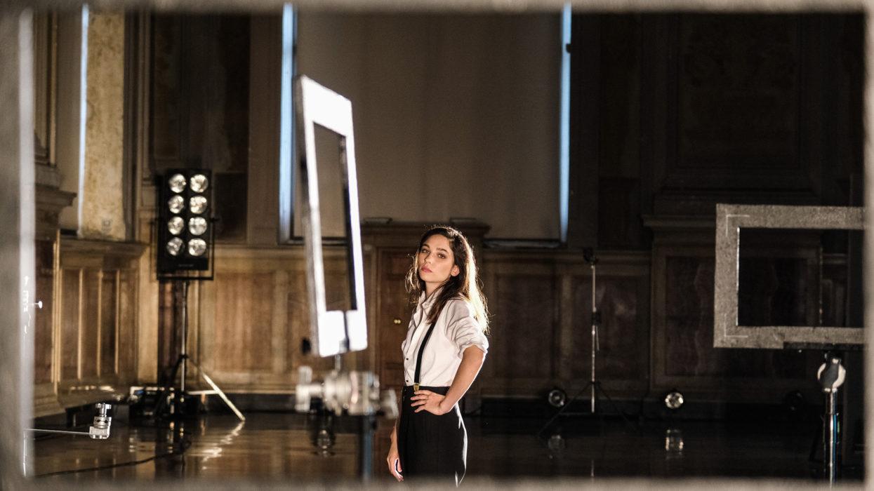 IL MIO NOME È LEGGENDA, tutto sulla nuova serie di Sky Arte con Matilda De Angelis zerkalo spettacolo