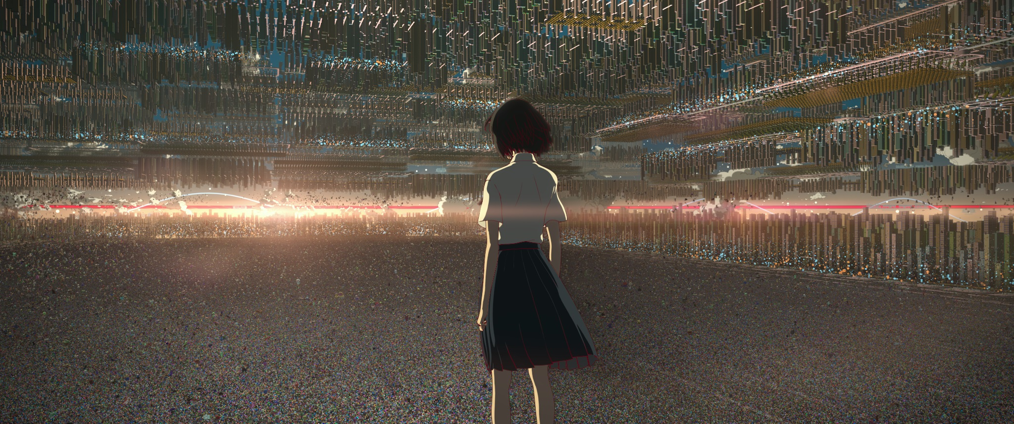 Belle, tutto sul nuovo anime del maestro giapponese Mamoru Hosoda zerkalo spettacolo