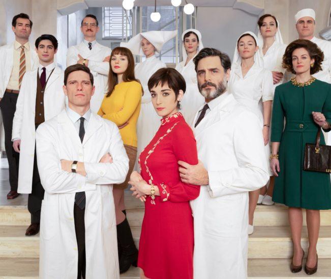 Cuori, la nuova serie tv di Rai 1 con Pilar FOgliati e Andrea Pecci